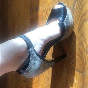 Authentic Jason Wu platform heels (IT 38.5/US 8)